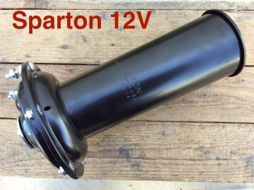 Hupe Sparton - 12 Volt - Willys MB - Ford GPW - WO-A1312 - Joe's Motorpool - G503